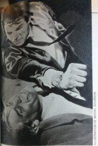 Télé 7 jours 4 septembre 1982 illust Gourdon