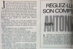 Télé 7 jours 7 août 1982 Réglez lui son compte 1