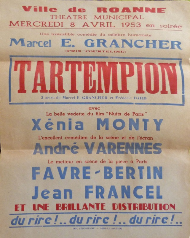 Tartempion Roanne