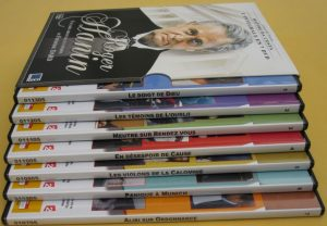 les 7 DVD