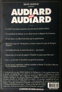 Audiard par Audiard. back