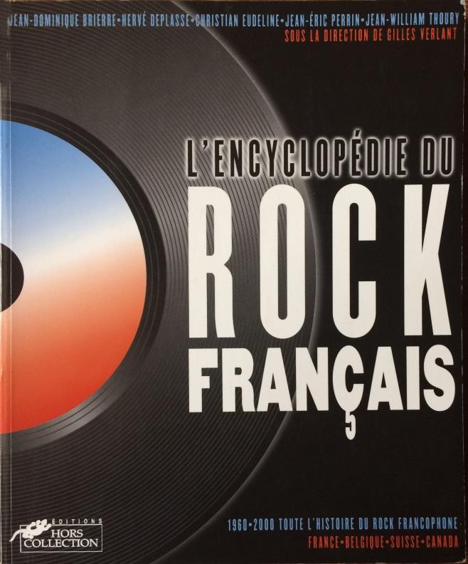 L'encyclopédie du rock français