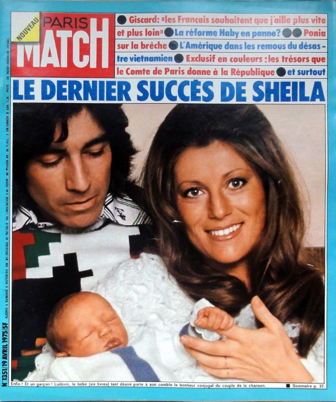 Paris Match 1351