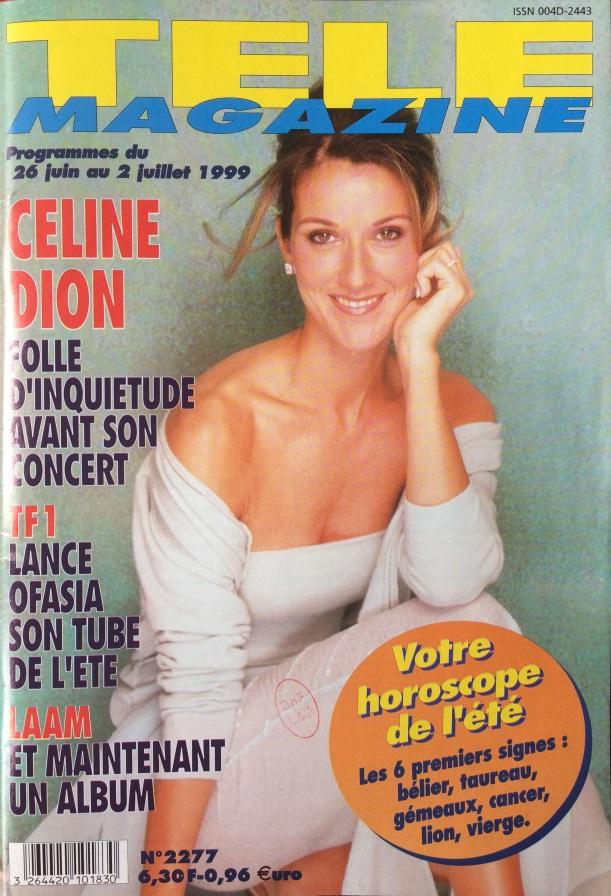 Télé magazine n°2277