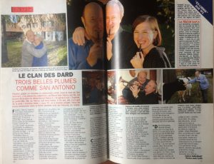 Tele 7 jours n°1800 article complet