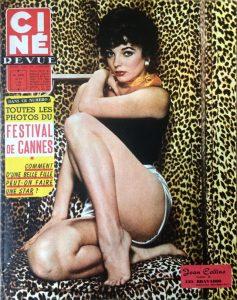 Ciné Revue n°19 9 mai 1958