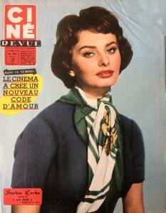 Ciné Revue n°23 6 juin 1958