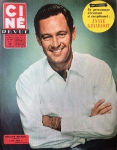 Ciné Revue n°23 6 juin 1958 back