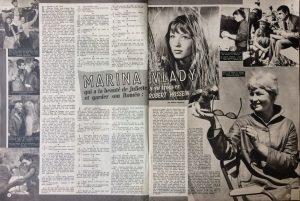 Ciné Revue n°32 8 août 1958 article entier