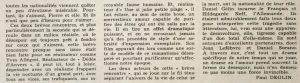 Ciné Revue n°34 22 août 1958 rticle La fille de hambourg - Texte 2