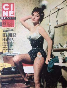 Ciné Revue n°50 16 décembre 1955