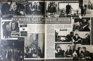 Ciné Revue n°50 16 décembre 1955 article entier