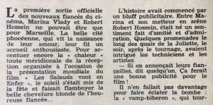 Ciné Revue n°50 16 décembre 1955 texte 1