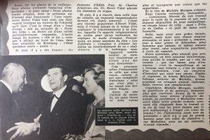 Ciné Revue n°7 12 février 1960 détail 2