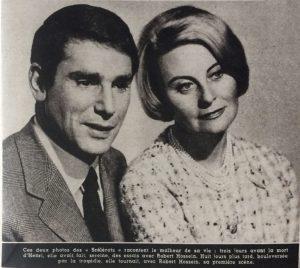 Ciné Revue n°7 12 février 1960 photo1