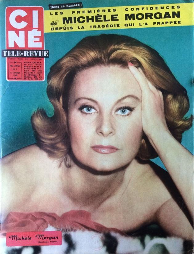 Ciné Revue n°7 12 février 1960