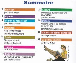 MSA 81 sommaire
