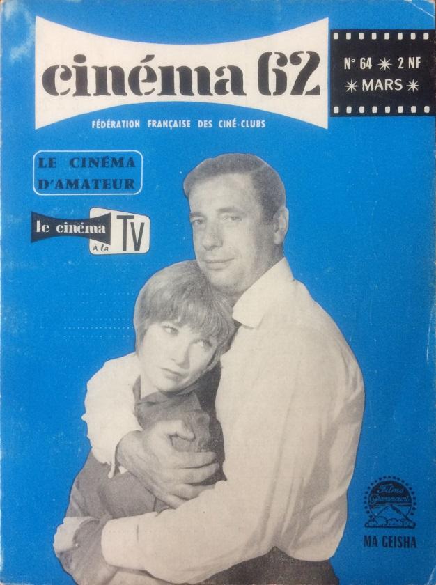Cinéma 62 n°64