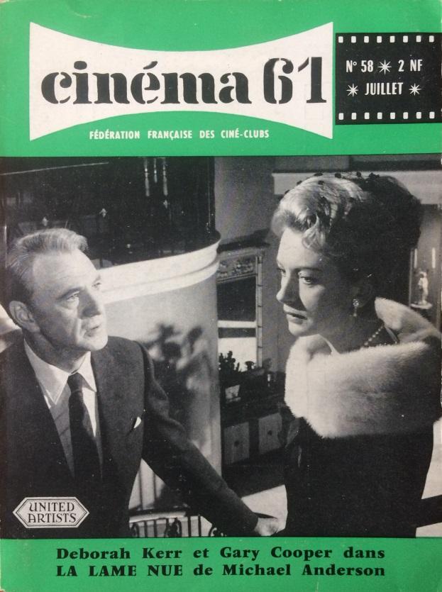 Cinema 61 n°58