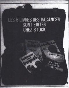 La quinzaine littéraire août 1973 back