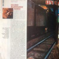 La vie du rail n°2707 Du sang sur les rails p32