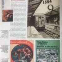 La vie du rail n°2707 Du sang sur les rails p36