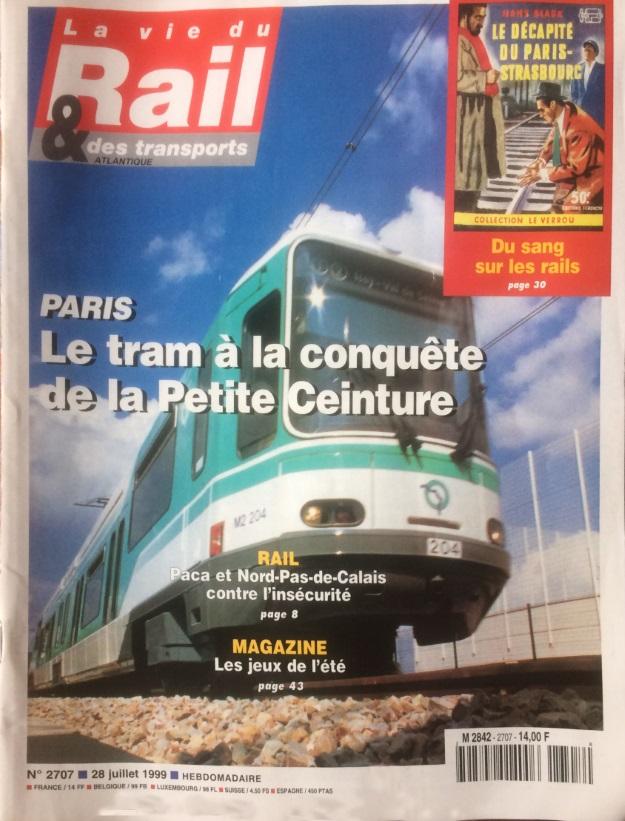 La vie du rail n°2707