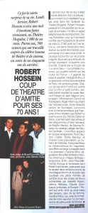 Paris match n°2533 texte 1
