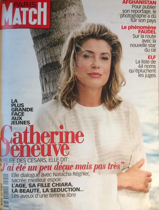 Paris match n°2599