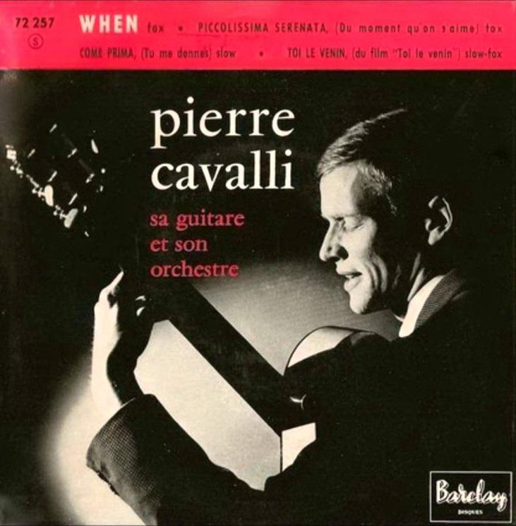 Pierre Cavalli toi le venin