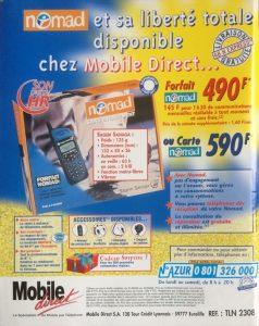 Télé Loisirs n°704 back