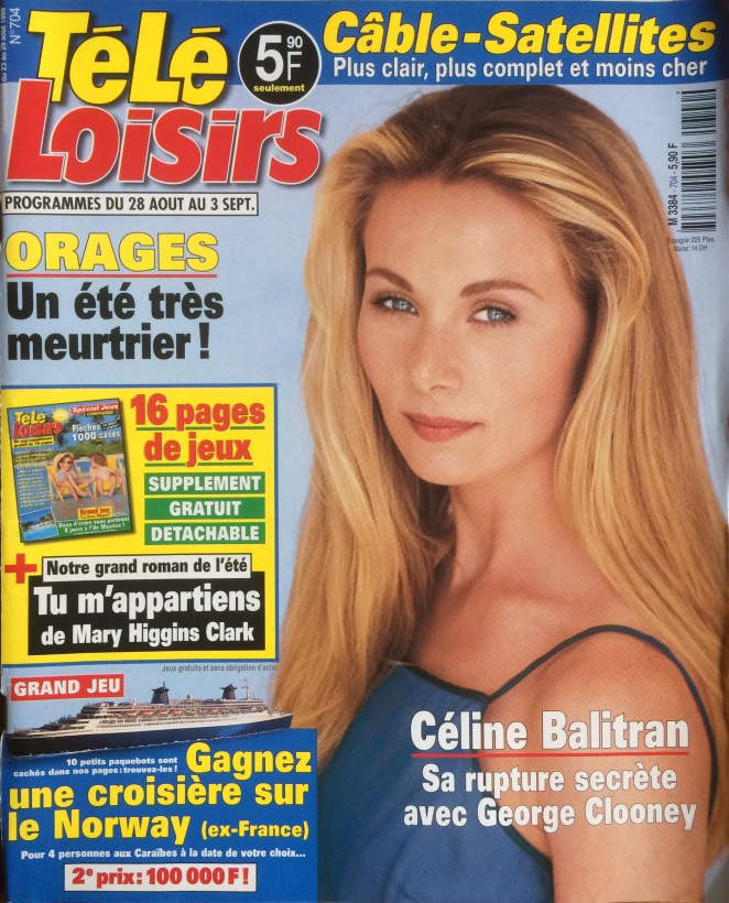 Télé Loisirs n°704