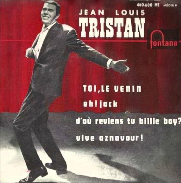 Toi le venin Jean-Louis Tristan