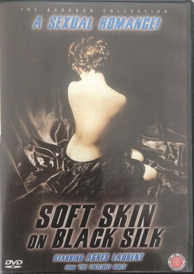 DVD Soft skin on black silk