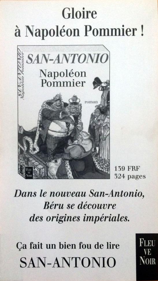 Pub Napoléon Pommier
