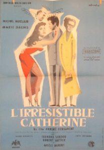 affiche 56 sur 80 irrésistible Catherine