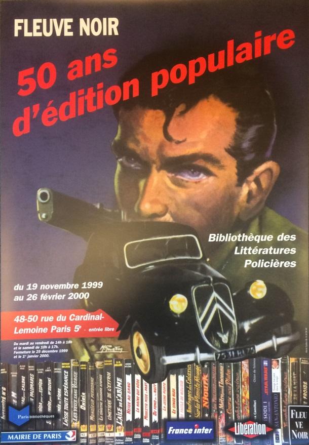 Expo BiLiPo 50 ans d'édition populaire