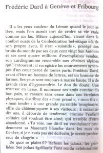 Littérature vagabonde 1995 F Dard p 1