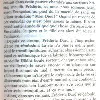 Littérature vagabonde 1995 F Dard p 4