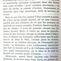 Littérature vagabonde 1995 F Dard p 7