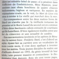 Littérature vagabonde 1995 F Dard p 8