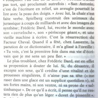 Littérature vagabonde 1995 F Dard p 9