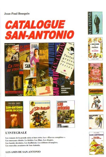 Catalogue San-Antonio
