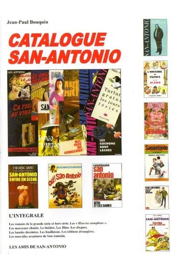 Catalogue San-Antonio