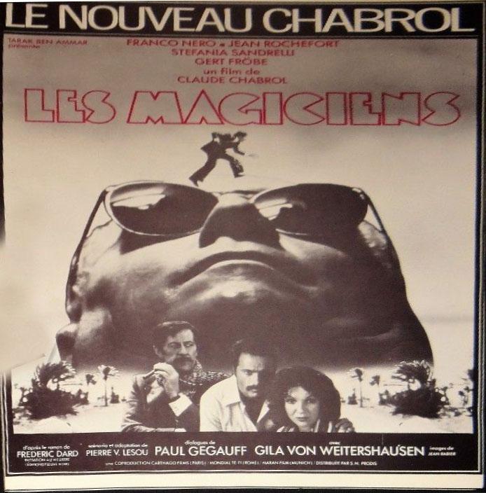 Dossier de presse Les magiciens -