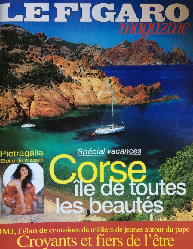 Le Figaro Magazine 16 août 1997