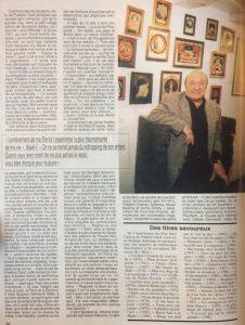 Ciné télé revue hommage p 2
