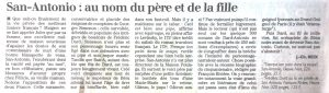 Midi Libre n°19610 article