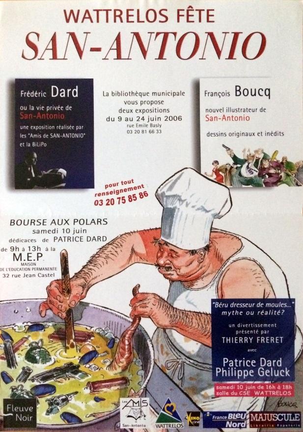 Expo Dard Boucq Wattrelos 2006