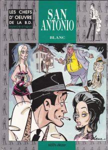 San-Antonio Blanc